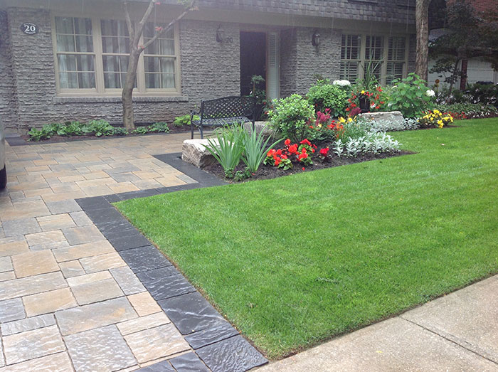 Landscaping in Richmond Hill
