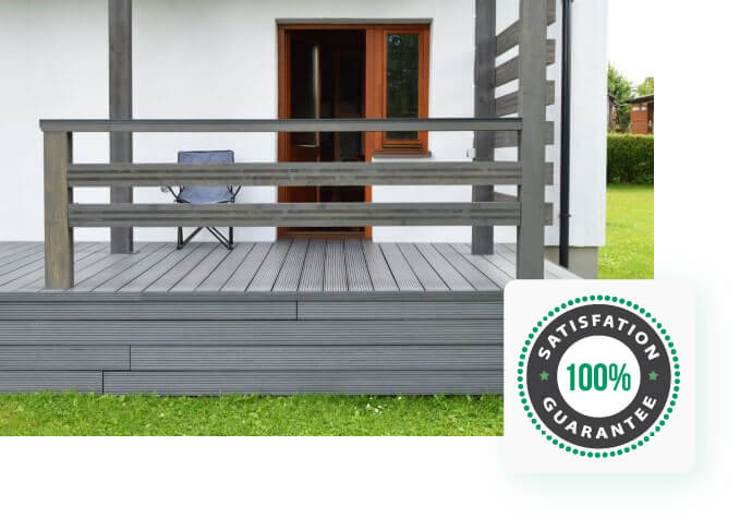 Deck and Fence services company