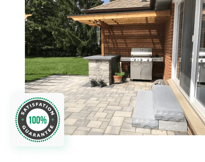 outdoor kitchen services company