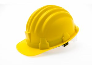 yellow-hard-plastic-construction-helmet