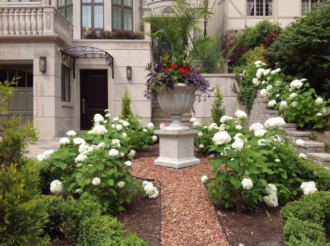 Landscaping in Aurora and Newmarket